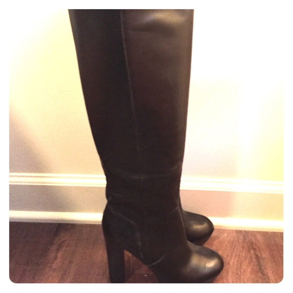 quite nice 100% satisfaction guarantee rational construction New Michael Kors Knee-High Heeled Boots NWT